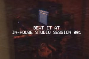 Beat It AT In-House Studio Session 001 (Vlog)