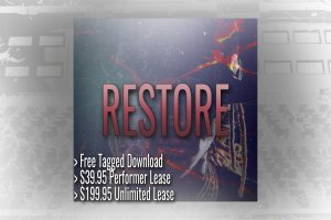 New Future Type Beat – RESTORE (Prod. Beat It AT)
