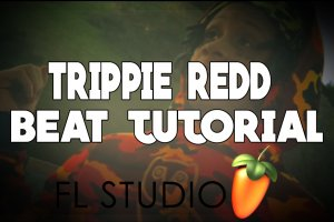 How To Make A Trippie Redd Type Beat