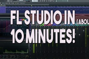 How To Use FL Studio in (about) 15 minutes !