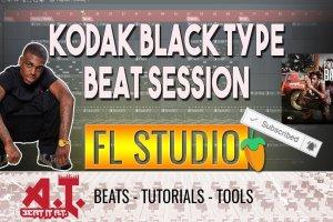 Smooth Slow Kodak Black Type Beat Session