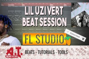 Lil Uzi Vert Type Beat Session in FL Studio