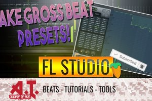 How To Make Gross Beat Patterns And Presets in FL Studio