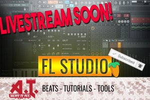 Lets Make A Beat In FL Studio 12 – And Info On Next Live Stream