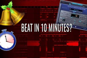 Making A Beat With Omnisphere Bells In 10 minutes
