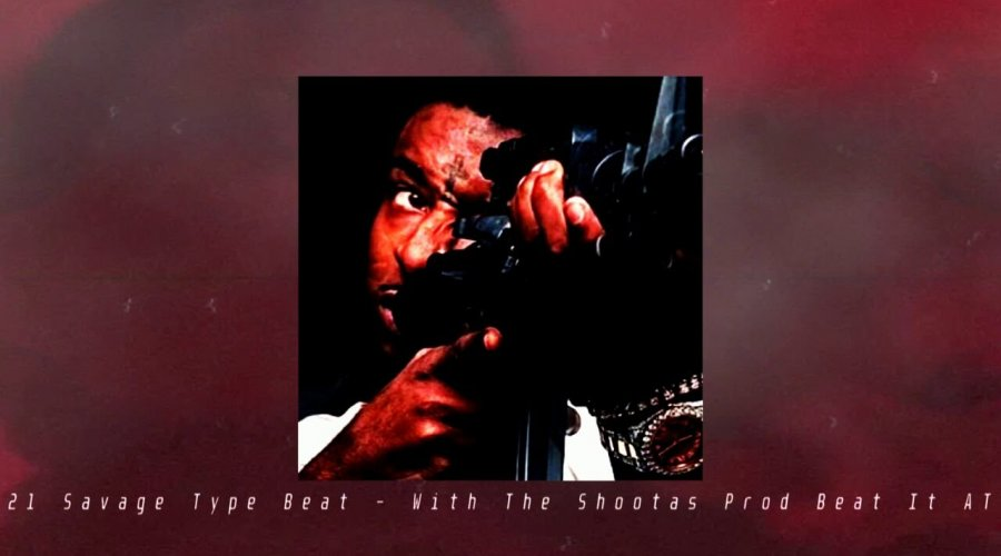 21 Savage Type Beat | With The Shootas (Prod Beat It AT)
