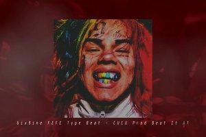 6ix9ine FEFE Type Beat | CUCU (Prod Beat It AT)