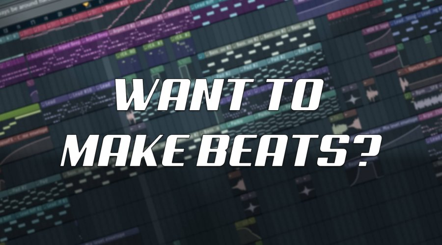 Everything you need to make beats